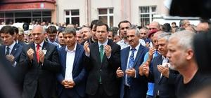 """AK Parti Trabzon Milletvekili Salih Cora: """"Şehitlerimizin kanı yerde kalmayacak"""""""