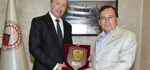 """""""Trabzon ekonomik anlamda çekici bir yer"""""""