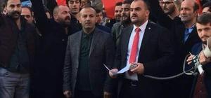 """BBP İl Başkanı Dursun Kıraç: """"Bu seçimler tüm mazlumlar için önemli"""""""