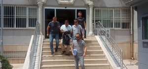 Aydın'da iş yerinden hırsızlık güvenlik kamerasında