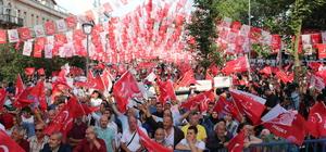 Temel Karamollaoğlu'nun Trabzon mitingi