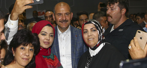 """""""Millet Erdoğan'la gerileme döneminden çıktı"""""""