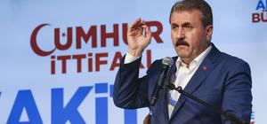 """""""Kim ki onun ayağına giderse PKK'nın ayağına gitmiş olur"""""""