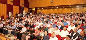 """Tunceli'de """"İmar Barışı"""" bilgilendirme toplantısı"""