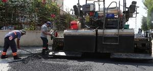 Toroslar'da asfalt seferberliği