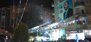 """AK Partili Baybatur: """"Bu ülkeyi dünyanın gelişmiş ilk 10 ekonomisi arasına sokmak gibi bir idealimiz var"""""""