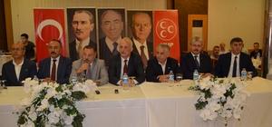 MHP'liler kahvaltıda bir araya geldi MHP'den seçim öncesi değerlendirme