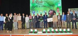 7. Akşehir Kirazı Kültür ve Sanat Festivali yapıldı