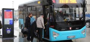 Yenişehir Bölgesi'nde otobüs güzergahında değişiklik