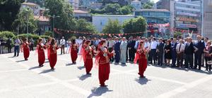 Zonguldak'ın kurtuluşunun 97. yıl dönümü ve Uzun Mehmet'i Anma Günü