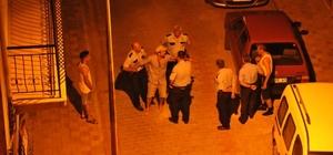 Alkollü şahıs polise zor anlar yaşattı