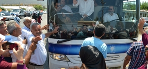Bakan Elvan Bozyazı'da coşkuyla karşılandı
