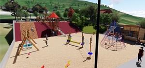 Gündoğdu Mahallesi'ne macera parkı