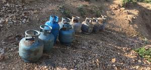 Van'da teröristlerin kış üslenme alanlarına operasyon Tespit edilen 4 sığınak kullanılamaz hale getirildi