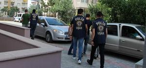 Uşak 2 torbacı tutuklandı