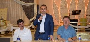 "AK Parti İl Başkanı Altınöz, ""Sefer bizden zafer Allah'tan"""