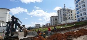 Doğu Karadeniz'in en büyük mahallesi doğalgaza kavuşuyor Nüfus büyüklüğü bakımından hem Trabzon'un hem de Doğu Karadeniz'in en büyük mahallesi olan Çukurçayır'da Temmuz ayından itibaren gaz abonelik başvuruları başlıyor
