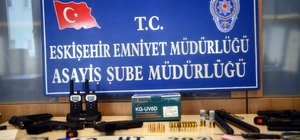 Eskişehir'deki gasp iddiası