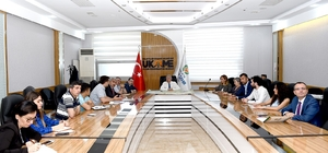 """Polat'tan doğru planlama vurgusu Büyükşehir Belediye Başkanı Hacı Uğur Polat: """"Doğru planlama, doğru büyümeyi gerçekleştirir"""""""