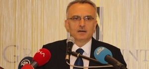 """Bakan Ağbal: """"Ben Kemal Kılıçdaroğlu'nun yalanlarını yalanlamaktan bıktım"""""""