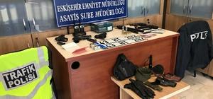 Gaspçılar yakalandı Eskişehir ve Kütahya'da yapılan eş zamanlı operasyonlarla yakalandı