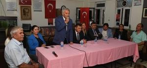 """MHP'li Günaydın, 'Ülkenin bekası için' Cumhur İttifakı'na oy istedi Isparta Belediye Başkanı Yusuf Ziya Günaydın: """"Kurulan ittifak, ülkeyi kurtarma politikasıdır"""" """"Dünya'nın kalbi Türkiye'dir, bunu sindiremiyorlar, yaşatmak istemiyorlar"""""""