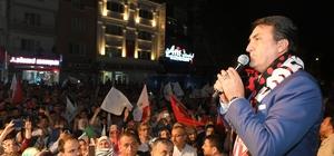 """Osmangazi Belediye Başkanı Mustafa Dündar: """"24 Haziranda içimizdeki İrlandalılara karşı da zafer kazanacağız"""""""