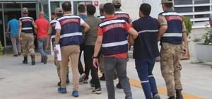 Elazığ'da FETÖ ve PKK operasyonu: 4 gözaltı