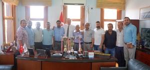 Ayvalık Belediyesi Köyler Ligi Futbol Turnuvası 2-14 Temmuz'da gerçekleşecek