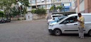 Balpark okul bahçelerini otoparka dönüştürdü Bandırma'da cadde kenarlarından sonra iki okulun bahçesi de otopark yapıldı