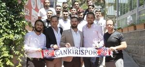 1074 Çankırıspor'dan toplu imza töreni