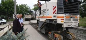 Isparta Belediyesi'nden 2 mahallede eş zamanlı alt ve üst yapı çalışması