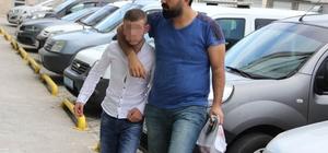 Samsun'da 16 yaşındaki çocuk bıçakla yaralamadan tutuklandı