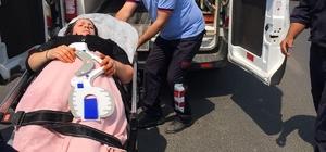 Mardin'de zincirleme kaza: 10 yaralı