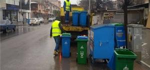 Kartepe'de son iki ayda 6 bin 426 ton 280 kilo evsel atık toplandı