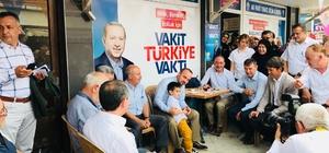 "AK Parti'li Turan: ""Çok kıymetliyse CHP'ye başkan yapsaydınız"""