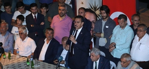 """Bakan Tüfenkci: """"Terörün kökünü kazıyacağız"""""""