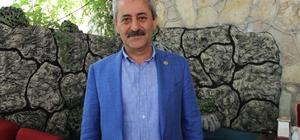 """Karasayar: """"Cumhurbaşkanı Erdoğan liderliğinde Türkiye uçacak"""""""