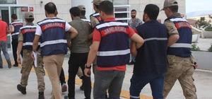 Elazığ'da PKK/KCK operasyonu: 2 tutuklama