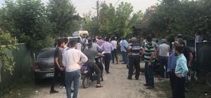 Silahlı kavgada cami imamı öldürüldü Olay yerine çok sayıda polis ekibi ve zırhlı araç sevk edildi