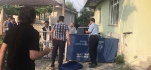 Cami imamını tüfekle öldürdü Cinayeti işleyen şahıs linç edilmesin diye olay yerinden zırhlı araçla çıkarıldı