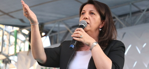 HDP'nin Mardin ve Siirt mitingi