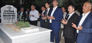 Bakan Gül'den taziye ziyareti