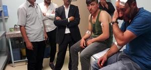 Van'da AK Partililere saldırı: 2 yaralı