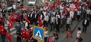 MHP'den mehteranlı gövde gösterisi