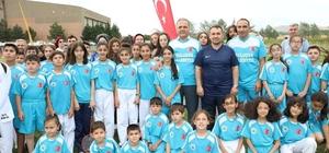 Suluova Belediyesinden yaz spor okulu