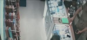 Şişen cep telefonu bataryası patladı