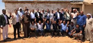 Başkan Atilla'nın kırsalda seçim çalışmaları devam ediyor