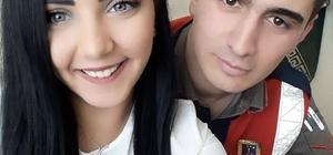 Yürek yakan trafik kazası 2 aylık nişanlı çifti ayırdı Eskişehir'de trafik kazası: 1 ölü, 3 yaralı