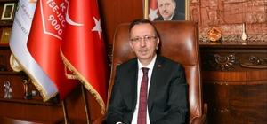 """Nevşehir Belediye Başkanı Seçen, """"Vakit Nevşehir Vakti, Vakit Türkiye Vakti"""""""